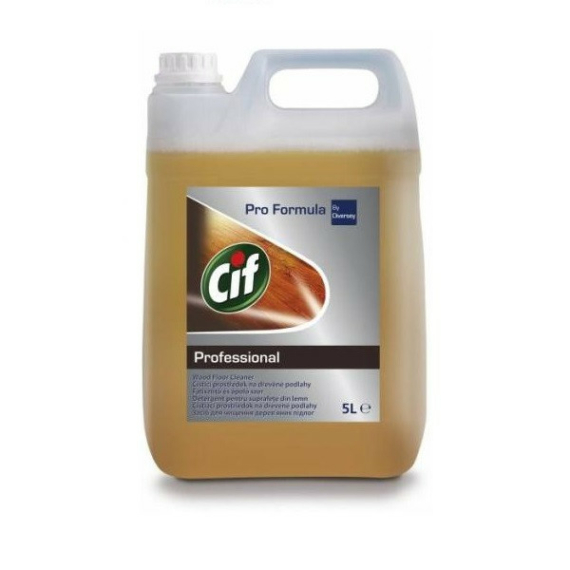 CIF PROF WOOD FLOOR CLEANER - 5 L