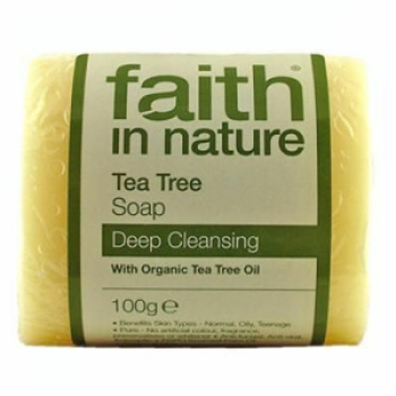 FAITH IN NATURE SZAPPAN TEAFA - 100 G