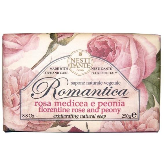 NESTI SZAPPAN ROMANTICA RÓZSÁS - 250 G